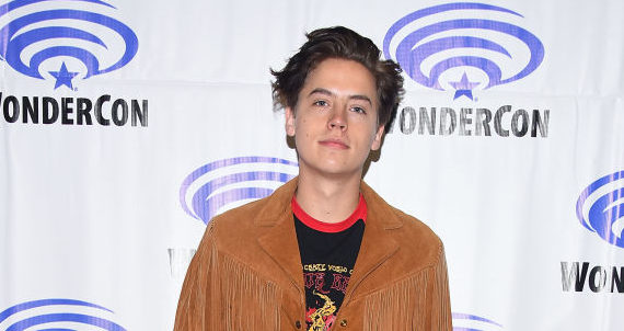 "Cole Sprouse is just as big a ""Sailor Moon"" fan as you are"