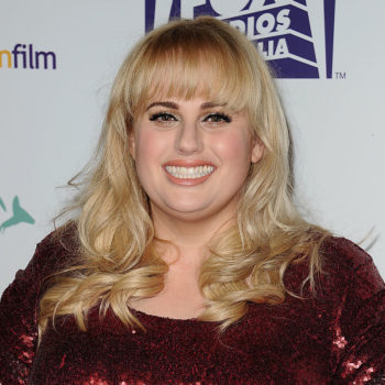 """Rebel Wilson just played a seriously gruesome April Fool's prank on the set of """"Pitch Perfect 3"""""""