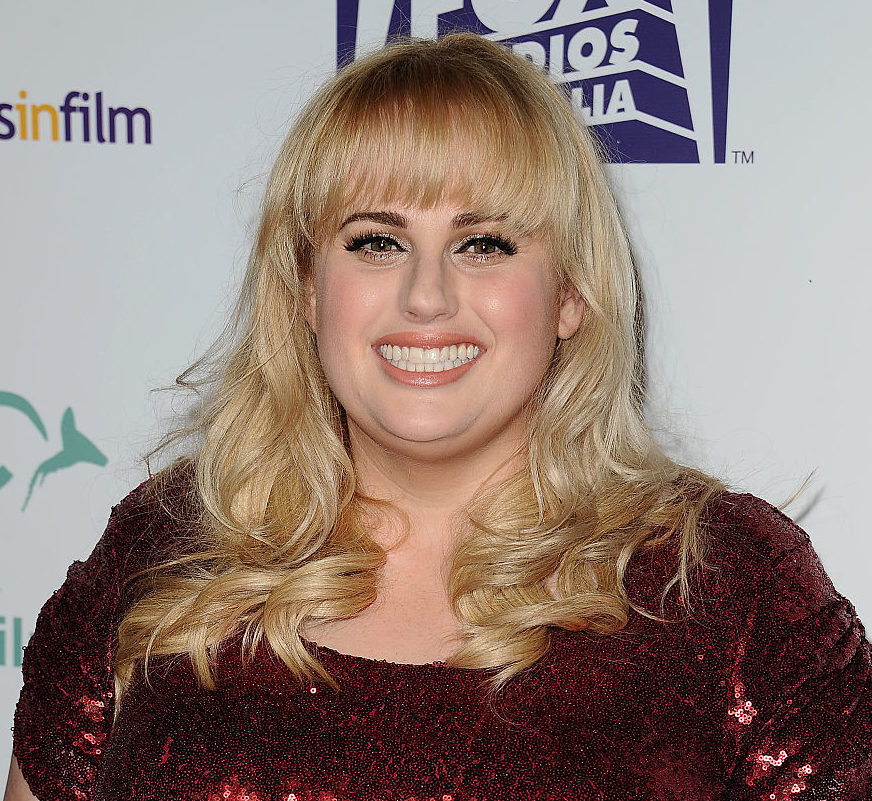 "Rebel Wilson just played a seriously gruesome April Fool's prank on the set of ""Pitch Perfect 3"""