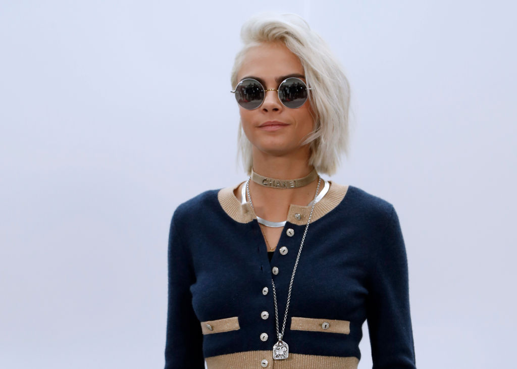 4 celebs who went silver blonde, because we all need a little summer hair inspiration