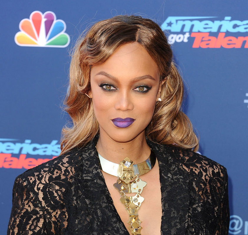 "Tyra Banks just changed ""America's Next Top Model"" in a HUGE way"