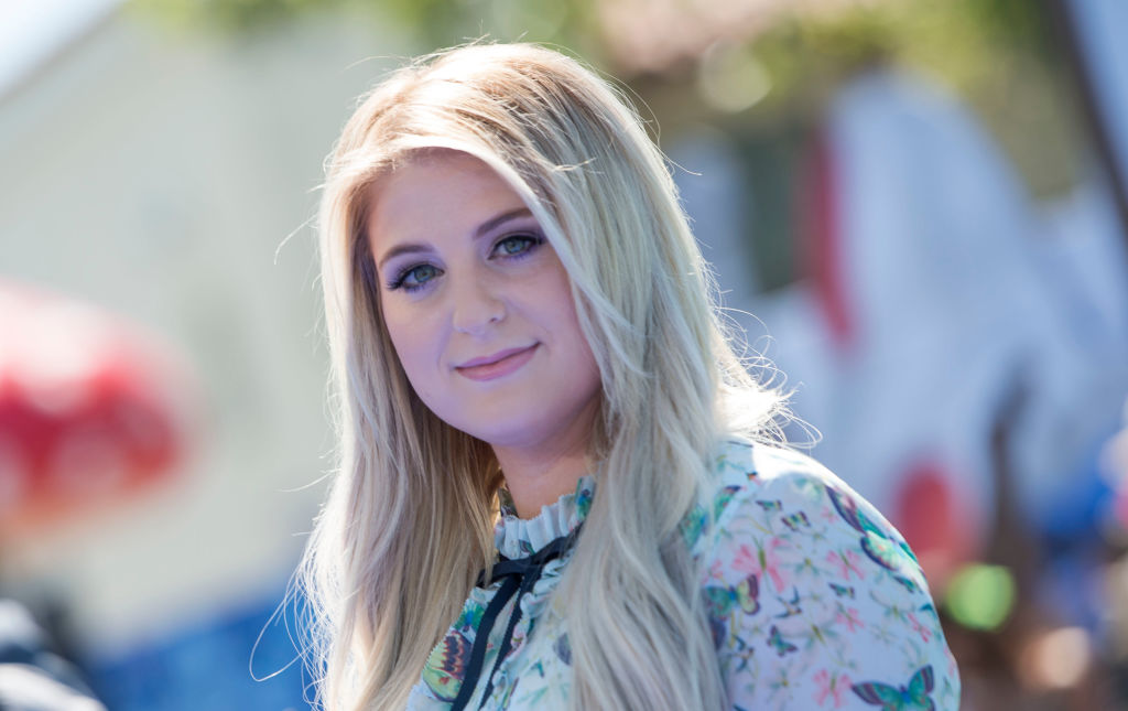 This is how you can score Meghan Trainor's *perfect* spring ankle boots