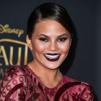 Chrissy Teigen is making practice cakes for Luna's birthday, and can we try?