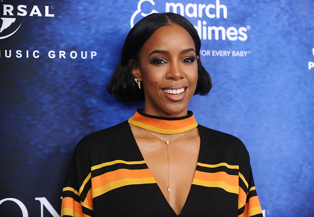 Kelly Rowland was not here for this internet body shamer, and preach sister