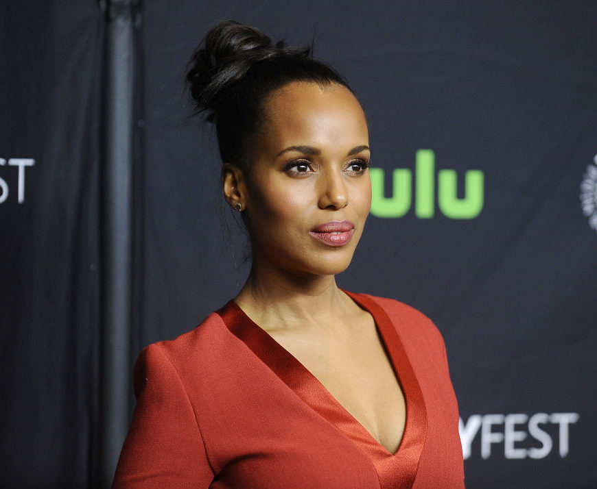 Kerry Washington skipped the gym for 6 weeks after giving birth for a really smart reason