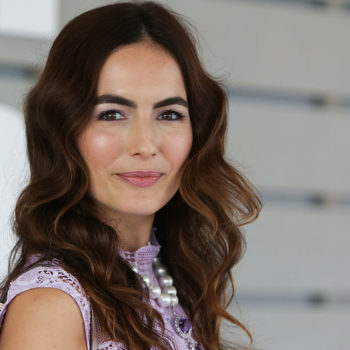 Camilla Belle wore head-to-toe gingham, and looked like the prettiest picnic