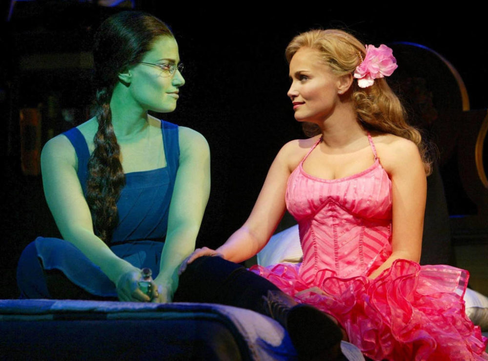 """""""Wicked"""" just broke this major Broadway record, because it defies gravity, duh"""