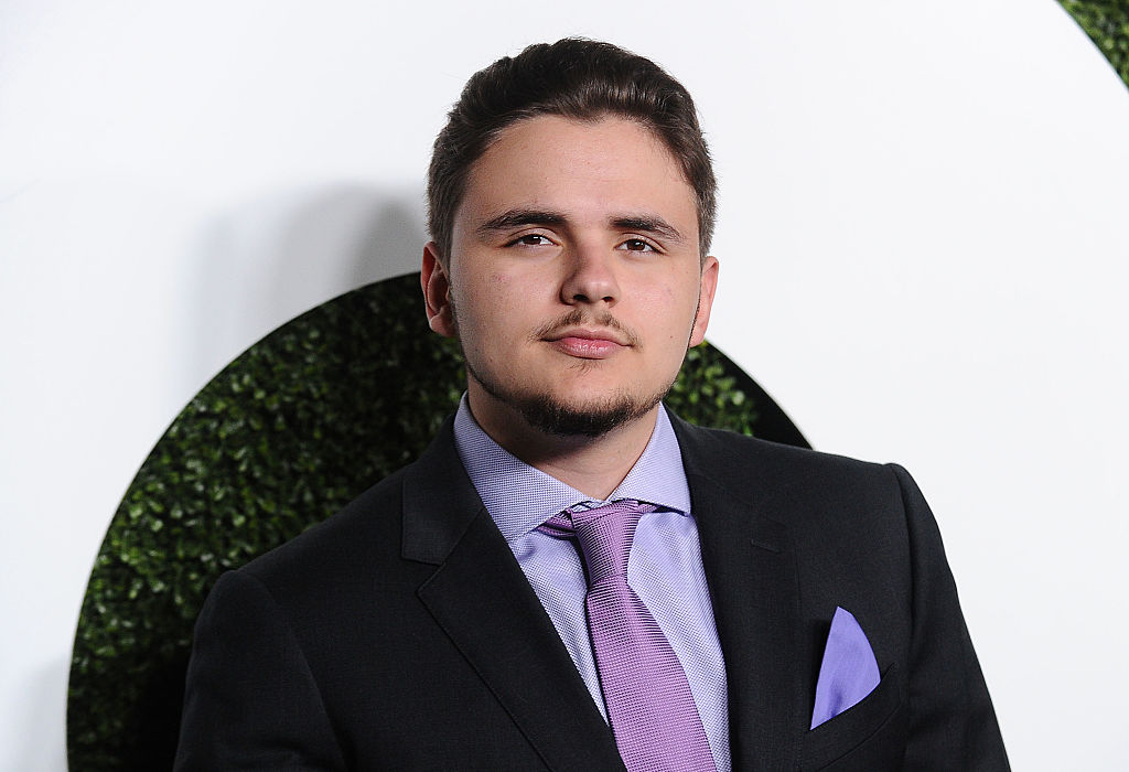 Prince Jackson's latest tattoo is a visual tribute to his father, Michael