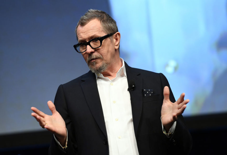 Here's how Gary Oldman really feels about JK Simmons as Commissioner Gordon
