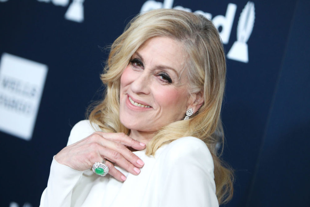 Judith Light just proved you can rock a crop top at any age