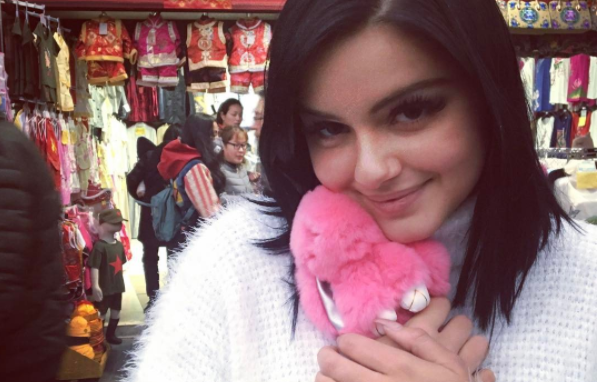 Ariel Winter just started an Instagram for her traveling stuffed bunny, and it's already lit