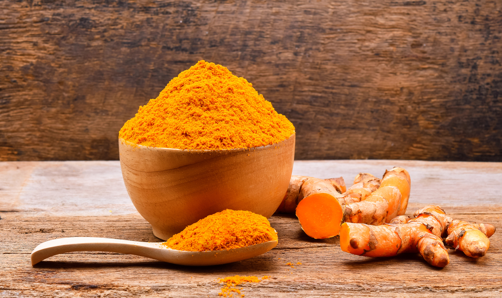 So turmeric is probably good for you, but there's a catch