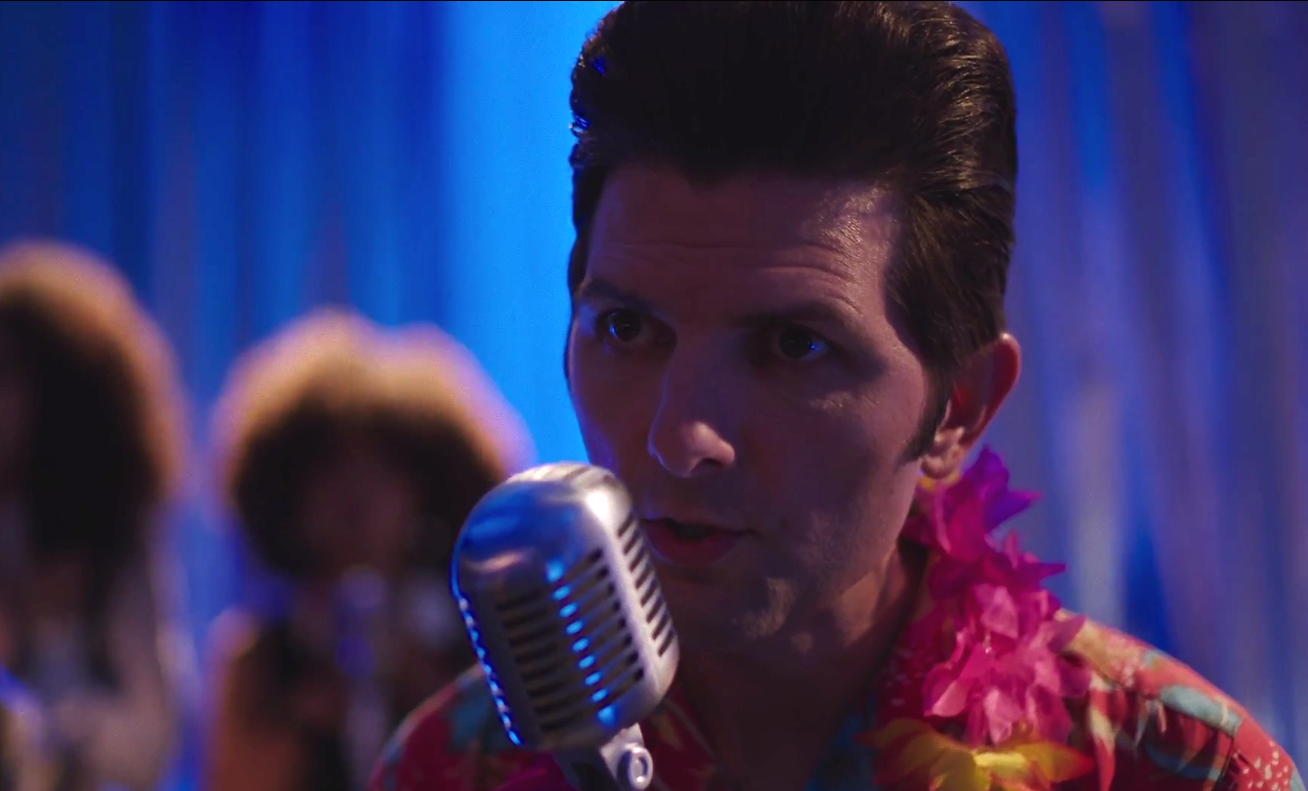 "That wasn't Adam Scott's singing voice, so that's actually the lie of ""Big Little Lies"""