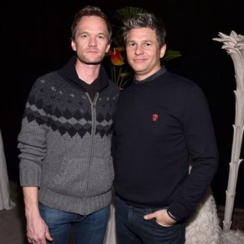 Neil Patrick Harris celebrated his anniversary with David Burtka with the sweetest Insta post