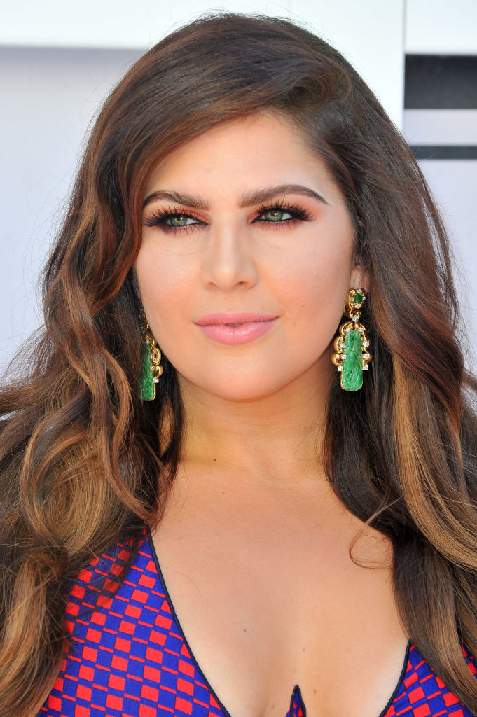 Hillary Scott & Selena Gomez are #TwinningGoals in the same sultry, plunging dress