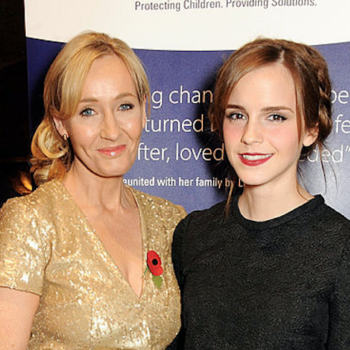 J.K. Rowling and Emma Watson helped get the first ever statue of a woman in London's Parliament Square
