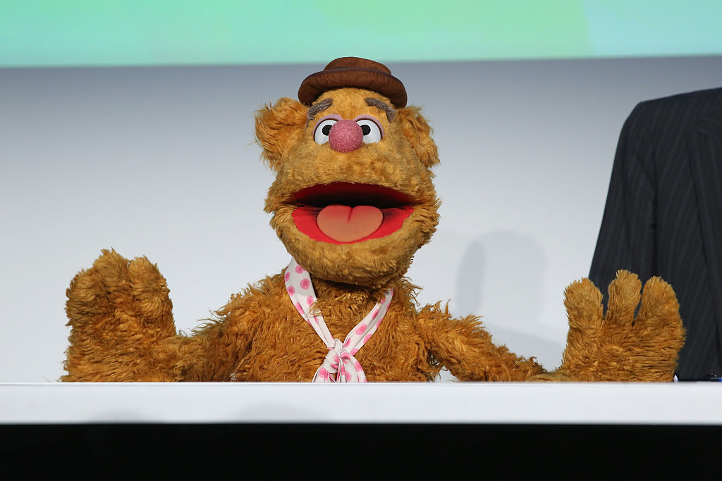 "Fozzie Bear and the Muppets covering 50 Cent's ""In Da Club"" might be the greatest music video ever"
