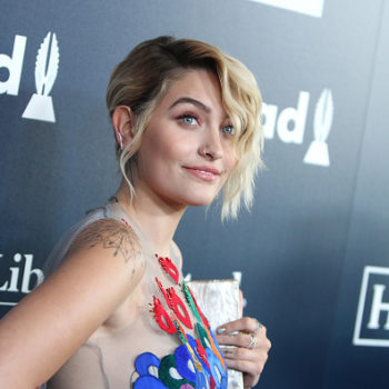 Paris Jackson had the BEST response to someone asking if she had gained weight