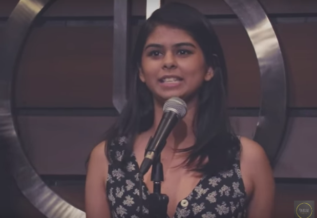 This young Mumbai woman's spoken word poetry is a compelling takedown of patriarchal culture