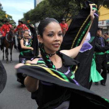 This Twitter account highlights the accomplishments of Latinas from Central America