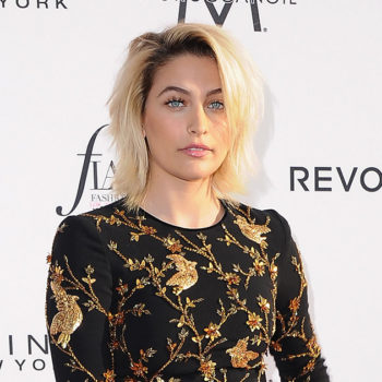 We're with her! Paris Jackson vows to use her platform to help fight for equal rights