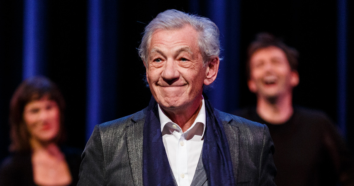 "The reason why Ian McKellen didn't play Dumbledore in ""Harry Potter"" is super surprising"