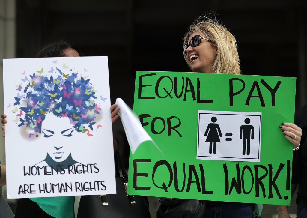Today is Equal Pay Day — but that's not nearly as cheerful as it sounds