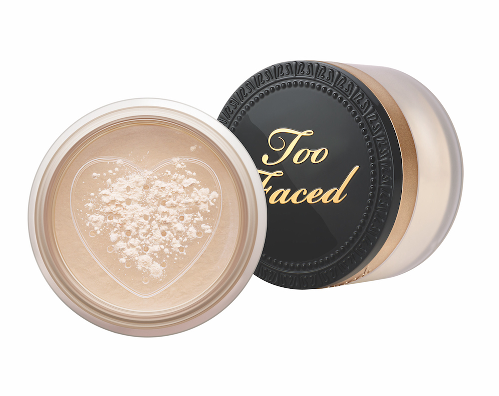 Too Faced's new setting powder will have people asking if you were born with flawless skin