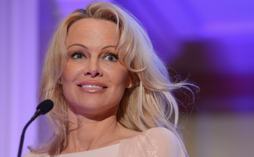 Pamela Anderson opened up about how she stays healthy without a gym membership