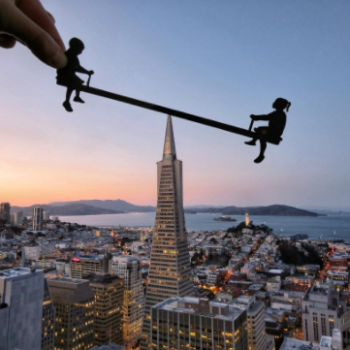 How one Instagrammer is taking completely unique photos of the world's most photographed places