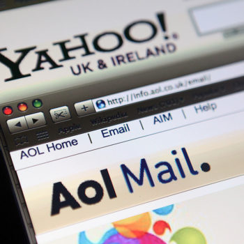 Both AOL and Yahoo will soon be operating under a new name