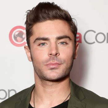 PSA: You need to see Zac Efron riding a camel immediately