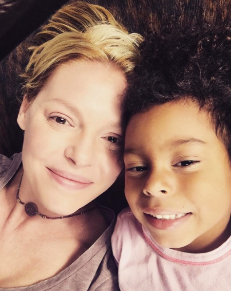Katherine Heigl's birthday post to her daughter sends a distinctly feminist message