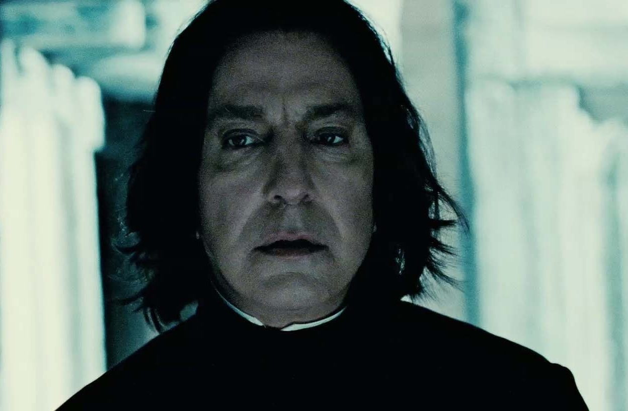 "This ""Harry Potter"" fan theory suggest Snape is still alive, and we're going to politely agree to disagree"