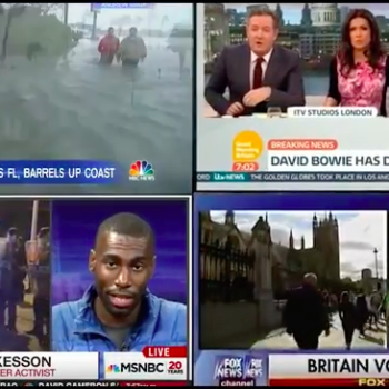 When you are overwhelmed by what you see on the news, this video will remind you of the good in the world