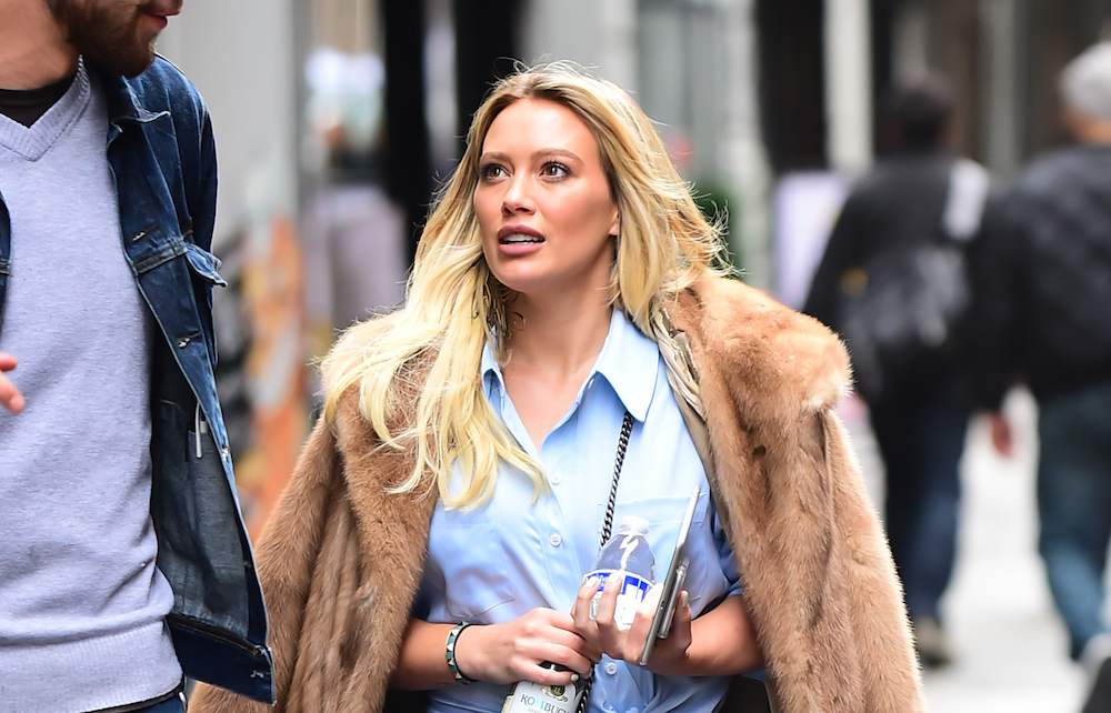 Hilary Duff is not afraid to rock Uggs in public, is an inspiration to us all