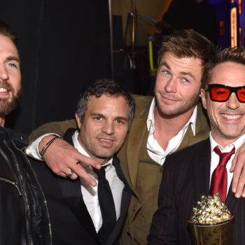 The Avengers displayed so much brotherly love wishing Robert Downey Jr. a happy birthday