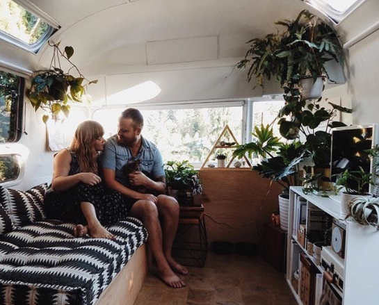 To inspire your spring cleaning, here are top tips from 5 tiny home owners