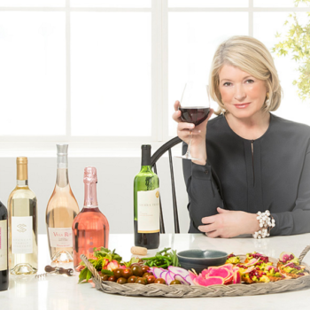 Martha Stewart is launching a wine service, and we'll cheers to that!