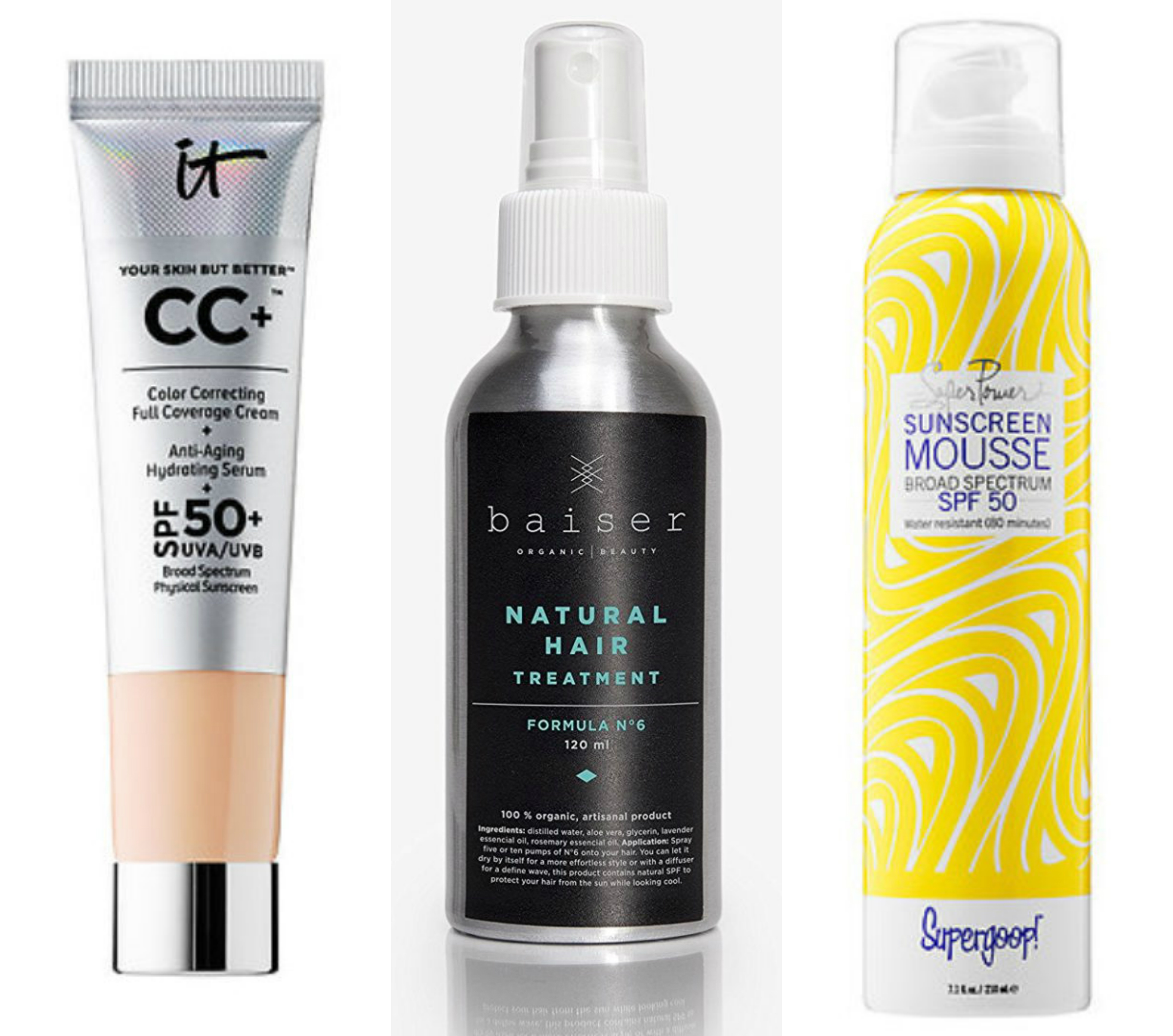 From SPF hairspray to tinted moisturizer, here are 20 items to pack for your ultimate Coachella beauty survival kit