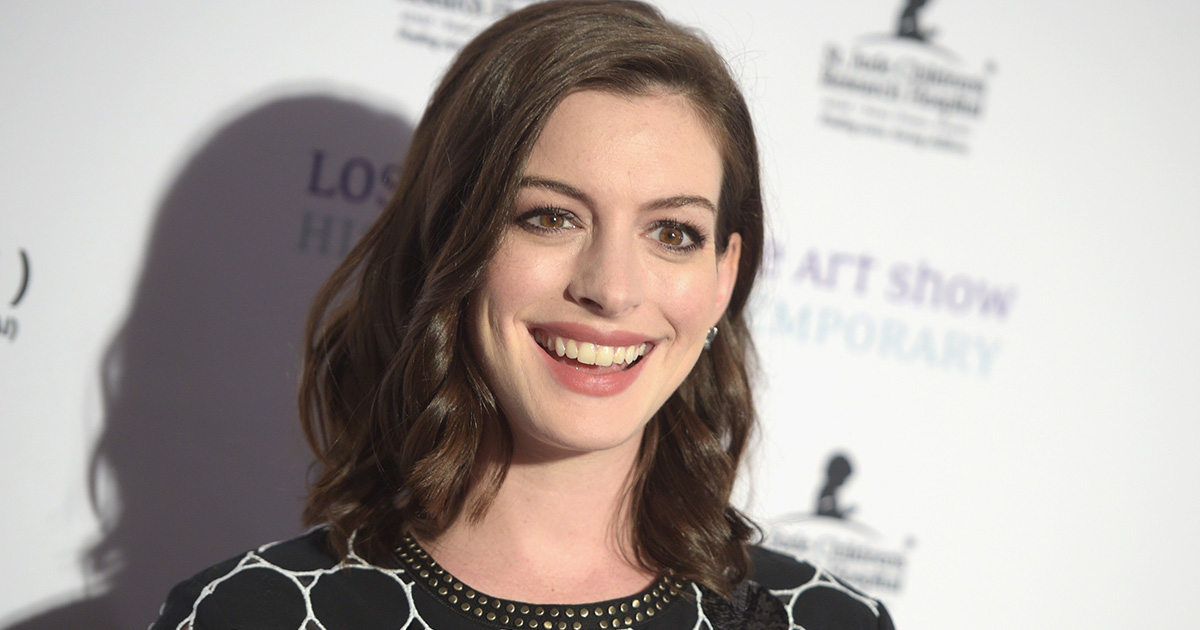 Anne Hathaway shared her social media regrets, and it's totally understandable
