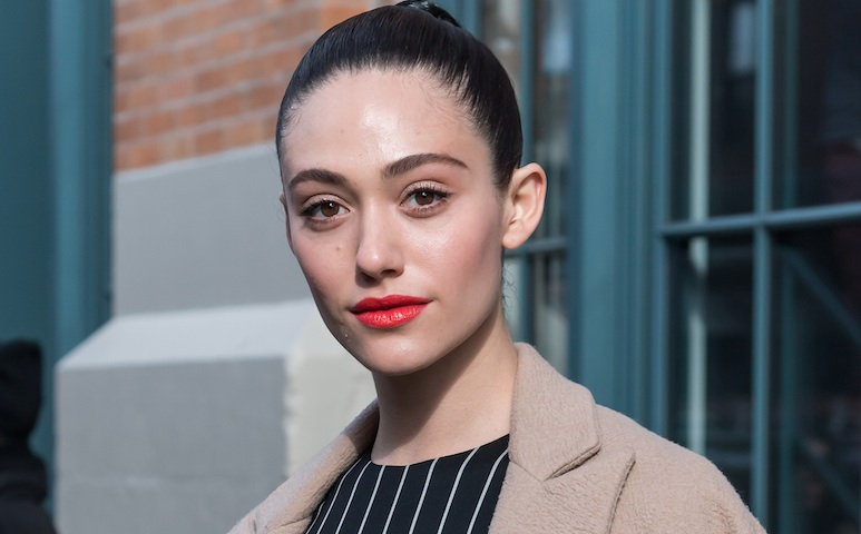 Emmy Rossum shared her advice for handling sexual harassment