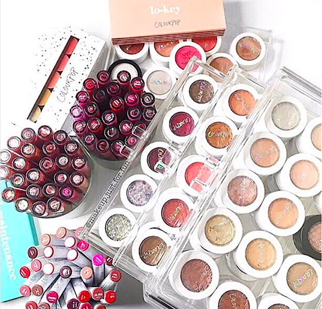 Let's grab our detective hats, because ColourPop is whipping up something new and mysterious