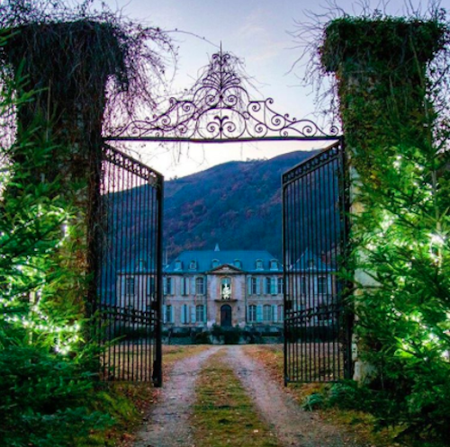 This 18th century French chateâu is becoming the hotel of our dreams