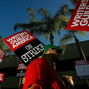 Here's what you need to know about the Writer's Strike, and how it'll affect all the TV shows you love
