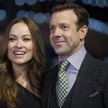 Jason Sudeikis opens up how he landed a date with fiancée Olivia Wilde, and awww