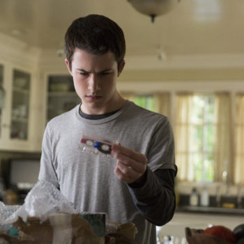 """No surprise here, """"13 Reasons Why"""" is absolutely *smashing* Twitter records"""
