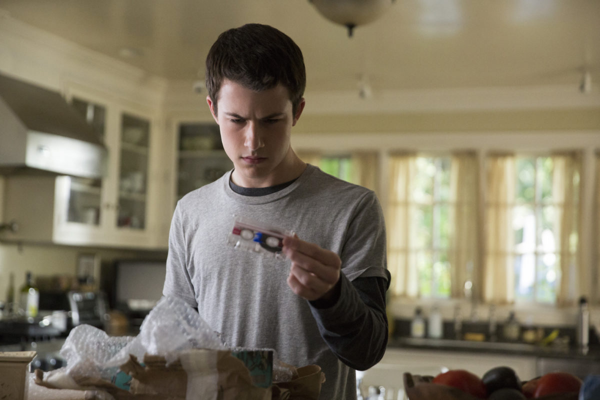 "No surprise here, ""13 Reasons Why"" is absolutely *smashing* Twitter records"