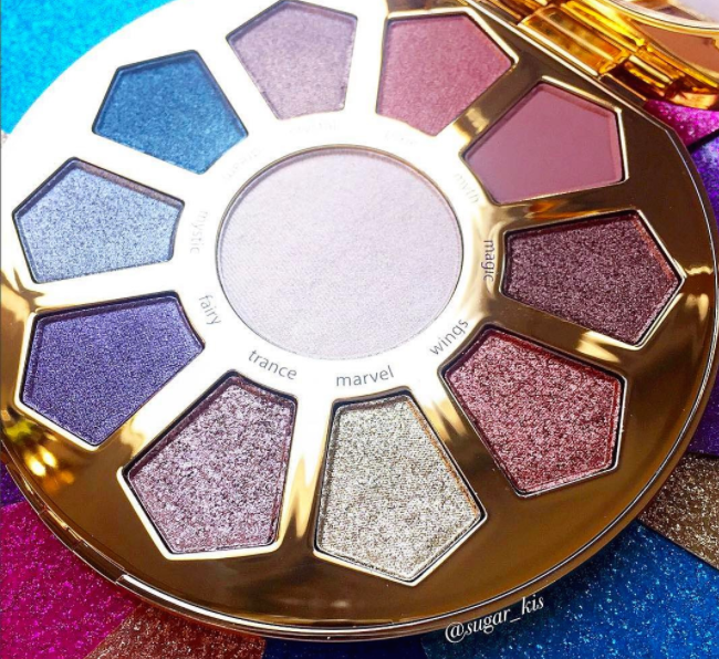 Tarte Cosmetics is letting their fans in on the production process by asking them to name their next palette