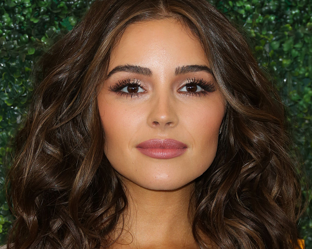 Olivia Culpo's sizzling lace-up top is only $78 — here's where to buy it ASAP